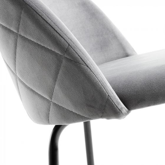 Барный стул Mystere 55X50X108 CM серый 5