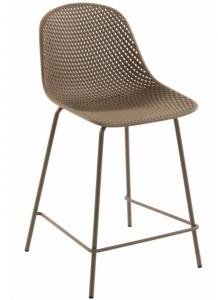 Полубарный стул Quinby 49X49X97 CM