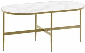 Кофейный столик Elisenda 100X50X45 CM
