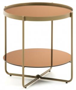 Столик приставной Aroa 53X53X49 CM
