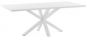 Стол из ДСП и HPL пластика New Argo 160X100X78 CM