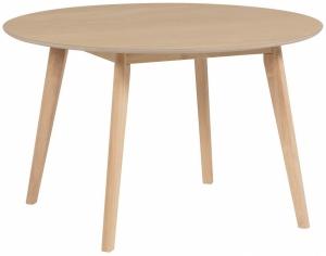 Круглый деревянный стол Batilde 120X120X76 CM