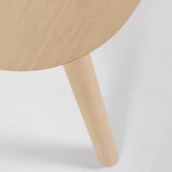 Деревянный стол Batilde 140X70X74 CM 3