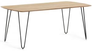 Обеденный стол из акации Barcli 160X90X76 CM