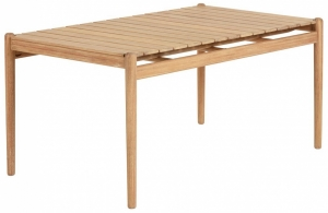 Стол из древесины эвкалипта Simja 160X94X76 CM