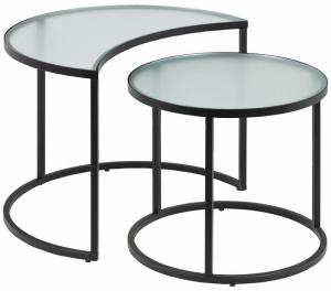 Комплект из двух столиков Bast 46X65X46 / 47X47X40 CM