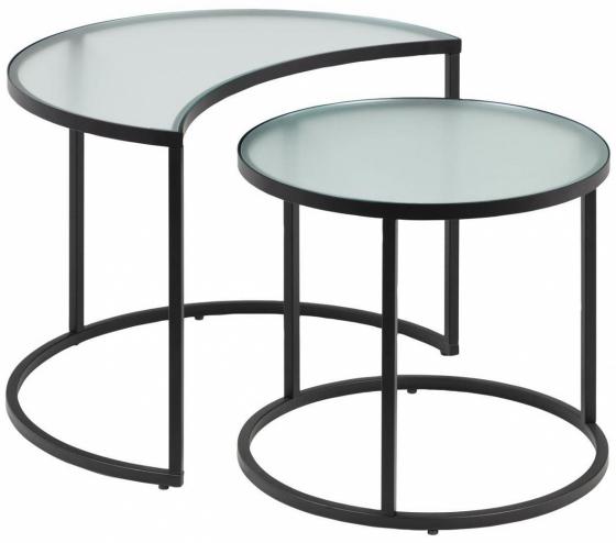 Комплект из двух столиков Bast 46X65X46 / 47X47X40 CM 1