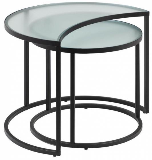 Комплект из двух столиков Bast 46X65X46 / 47X47X40 CM 2