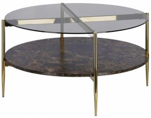 Кофейный столик Kamilah 84X84X43 CM
