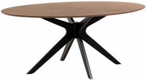 Стол обеденный овальной формы Naanim 180X110X75 CM