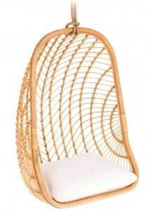 Подвесное кресло из ротанга Ekaterina 72X85X124
