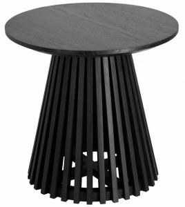 Вспомогательный столик из массива минди Jeanette 50X50X48 CM