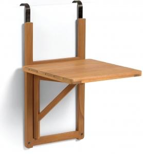 Складной балконный столик Amarilis 34X42X68 CM