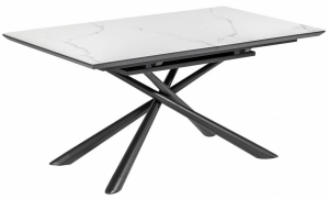Раздвижной стол с керамической столешницей Theone 160-210X90X76 CM