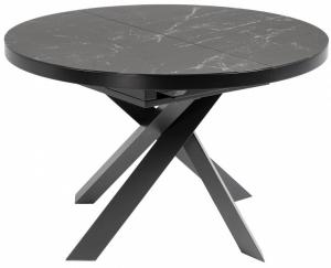 Раздвижной стол Vashti 120-160X120X76 CM