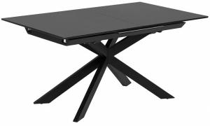 Раскладной стеклянный стол Atminda 160-210X90X76 CM