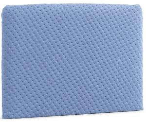 Изголовье для кровати Dyla 108X76 CM голубого цвета