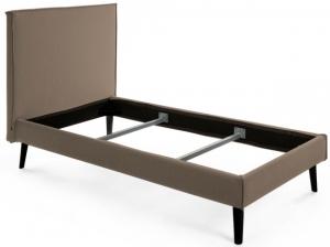 Каркас кровати Venla 90X190 CM коричневого цвета