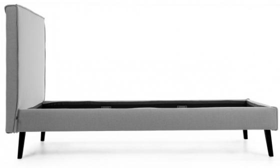Каркас кровати Venla 90X190 CM серого цвета 3
