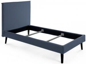 Каркас кровати Venla 90X190 CM серо синего цвета