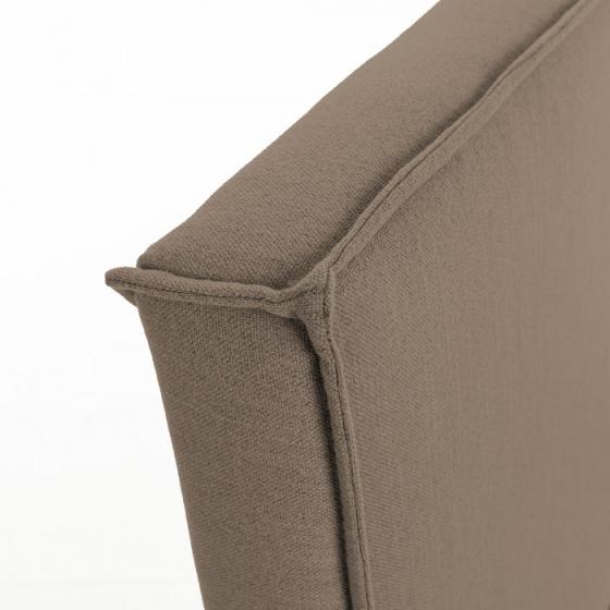 Каркас кровати Venla 140X190 CM коричневого цвета 4