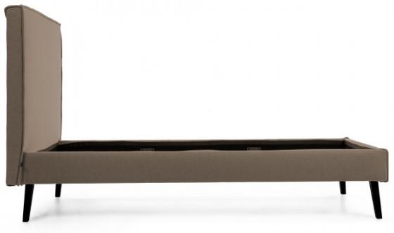 Каркас кровати Venla 140X190 CM коричневого цвета 2