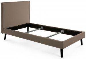 Каркас кровати Venla 140X190 CM коричневого цвета