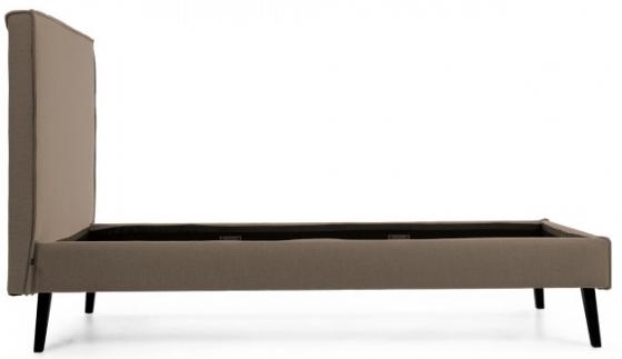 Каркас кровати Venla 150X190 CM коричневого цвета 2