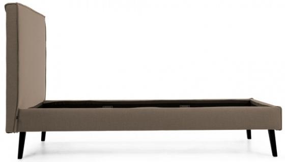 Каркас кровати Venla 160X200 CM коричневого цвета 2