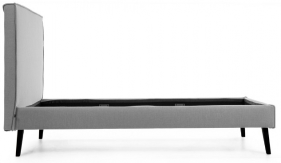 Каркас кровати Venla 160X200 CM серого цвета 2