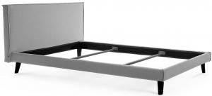 Каркас кровати Venla 180X200 CM серого цвета