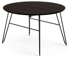Раскладной стол Milian 120-200X120X78 CM