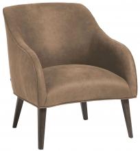 Кресло Lobby 65X75X80 CM светло коричневое