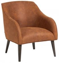 Кресло Lobby 65X75X80 CM коричневое