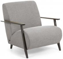 Кресло Marthan 77X83X78 CM светло-серое