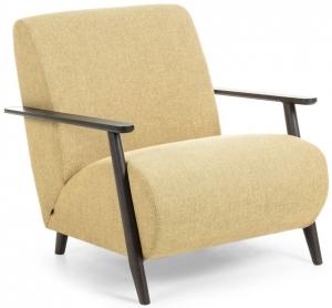 Кресло Marthan 77X83X78 CM горчичное