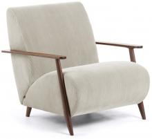 Кресло Marthan 77X83X78 CM серое