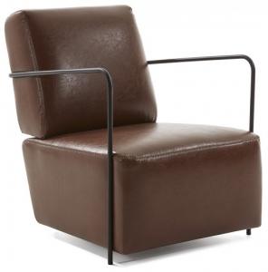 Кресло Gamer 69X80X82 CM коричневое