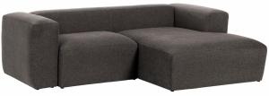 Угловой двухместный диван Blok 240X174X69 CM