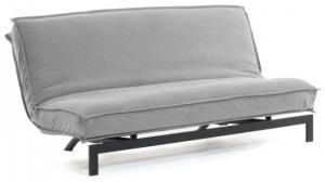 Диван-кровать Eveline 195X100-130X90 CM серого цвета