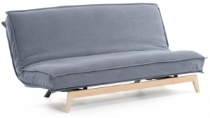Диван-кровать Eveline 195X100-130X90 CM голубого цвета