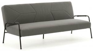 Диван-кровать Neiela 186X81-107X79 CM серого цвета