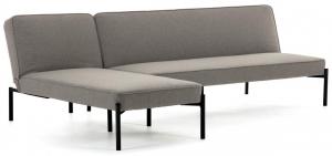 Модульный угловой диван-кровать Nelki 266X150-175X83 CM