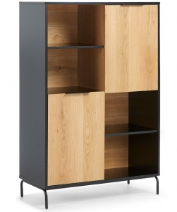 Шкаф для книг в скандинавском стиле Savoi 100X45X150 CM