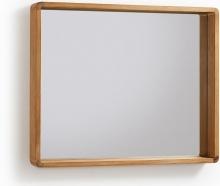 Зеркало в раме из тика Sunday 80X65 CM