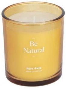 Ароматическая свеча Be Natural 8X8X9 CM