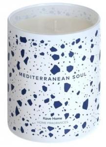 Ароматическая свеча Mediterranean 9X9X10 CM