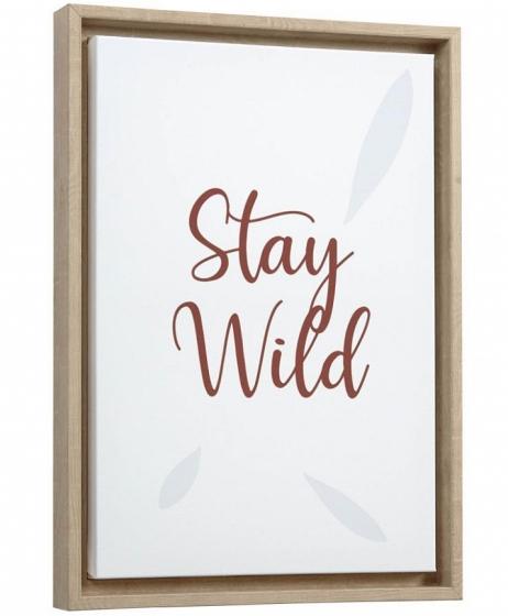 Постер Uriana Stay Wild 30X42 CM 1
