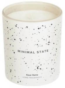Ароматическая свеча Minimal State 9X9X10 CM
