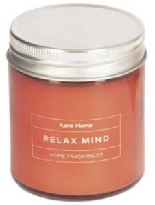 Ароматическая свеча Relax Mind 7X7X10 CM